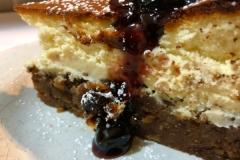 Karidopita Cheesecake
